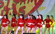 Ngắm nữ sinh trường Tự nhiên khoe vóc dáng khoẻ khoắn trong chung kết Aerobics
