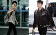 Thời trang sân bay của dàn mỹ nam Hàn nửa đầu tháng 3 toàn đồ đơn giản nhưng hút mắt vô cùng