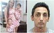 Mẹ hy sinh thân mình bảo vệ con gái 2 tuổi trước sự trả thù tàn độc của chồng cũ
