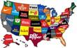 Những tấm bản đồ thú vị nhất thế giới mà trường học không dạy bạn
