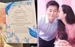 Tiết lộ hình ảnh thiệp cưới của Phạm Băng Băng - Lý Thần và sự thật đằng sau
