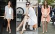 Từ Vbiz đến tận Hoàng gia Anh, Hà Tăng cùng Công nương Kate và Meghan đều có điểm chung phong cách mà phải để ý lắm mới thấy
