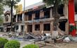 Nổ tung căn nhà 2 tầng nửa đêm: Nguyên nhân ban đầu được xác định do bình gas?