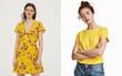 Màu vàng đang chiếm sóng khắp nơi, Zara và H&M cũng cho ra mắt loạt áo váy với giá chưa đến 1 triệu đây này!