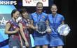 Trận cầu lông khó tin: Hai tay vợt giằng co điểm số sau... 102 lần chạm vợt