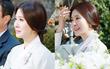 """Hậu trường """"lễ cưới Sooyoung"""": Nữ diễn viên U50 của """"Reply"""" còn nổi hơn cô dâu vì khoảnh khắc khóc đẹp xuất sắc"""