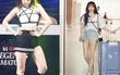 """Thêm màn giảm cân gây sốt của mỹ nhân Kpop: Đùi cột đình """"lột xác"""" đến mức khó tin"""