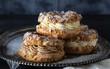 """Muôn vàn kiểu bánh su kem của người Pháp khiến tín đồ ăn uống nhìn thôi cũng muốn """"tan chảy"""""""