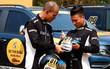"""Không chỉ trên sân bóng, Quang Hải trên đường đua xe địa hình cũng """"chất"""" thế này đây!"""