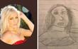 """Vẽ xấu """"ma chê quỷ hờn"""", cậu sinh viên này vẫn nhận hàng ngàn đơn đặt hàng vẽ chân dung"""