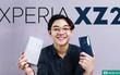 Giới trẻ Sài thành háo hức đăng ký trải nghiệmSonyXperiaXZ2- Quà tặng khủng đến 20.000.000 đồng