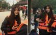 """Phải xin gấp """"info"""" cô gái xinh vừa bị chụp lén tại bến thuyền Tam Cốc, Ninh Bình"""