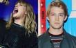 Không chỉ Taylor Swift tăng cân, mà bạn trai cô cũng béo lên và lộ 2 cằm