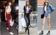 Mới 16 tuổi đã mặc đẹp thế này, Kaia Gerber hẳn sẽ sớm trở thành ngôi sao street style không kém cửa Kendall, Gigi