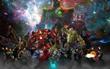 """""""Avengers: Infinity War"""" sẽ là cuộc chiến vĩ đại nhất vũ trụ siêu anh hùng với 76 nhân vật"""