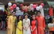 Sinh viên HUTECH hào hứng với lễ hội xuân lớn nhất năm