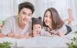 Cận Tết, MC Diệp Chi và Trang Lou lại khoe những hình ảnh gia đình ngọt ngào khiến dân tình ghen tị!