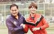 Chuyện cũ bỗng hot lại: Bố mỹ nam Minho (SHINee) là HLV Hoàng Anh Gia Lai, fan mong mỏi anh đến Việt Nam