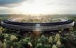 Apple vừa hoàn thành xong trụ sở mới cực hoành tráng, trông như đĩa bay ngoài hành tinh