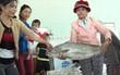 Xôn xao chuyện người dân Quảng Nam liên tiếp bắt được cá lạ, nghi cá Sủ Vàng cực quý hiếm
