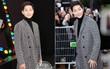 Lâu lắm mới thấy xuất hiện, Song Joong Ki lại khiến người ta trầm trồ vì diện đồ còn đẹp hơn người mẫu tại show Dior