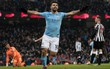 Aguero lập hat-trick, Man City tái lập khoảng cách 12 điểm với Man Utd
