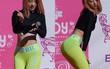 Mặc quần vừa bó vừa lộ nội y để nhún nhảy, nhóm nữ này khiến netizen Hàn bức xúc