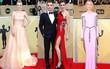 Dàn mỹ nhân Hollywood lại lộng lẫy đủ sắc màu trên thảm đỏ SAG sau phong trào diện đồ đen