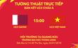 Chiều mai, ĐH Thăng Long (Hà Nội) tổ chức nguyên buổi tường thuật trực tiếp cổ vũ U23 cho SV