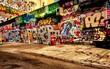 """Graffiti: Môn nghệ thuật đường phố cần bảo tồn hay đơn giản chỉ là """"lũ trẻ con thích vẽ bậy""""?"""