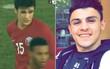 """Bán kết chưa diễn ra nhưng dân mạng đã gấp rút tìm """"info"""" trai đẹp của U23 Qatar"""