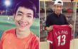 U23 có dàn cầu thủ đẹp trai như hot boy, còn đây là khi hot boy Việt mặc quần đùi áo số!