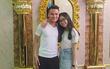 """Loạt khoảnh khắc """"tình bể bình"""" của Quang Hải và bạn gái xinh như hot girl"""
