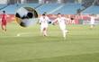 Sau màn penalty cân não giữa U23 Việt Nam và U23 Qatar, anh chàng vui quá ngất luôn tại chỗ