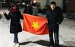 Du học sinh Việt hát vang quốc ca giữa trung tâm thương mại Hàn Quốc