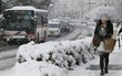 Tuyết rơi dày đặc nhiều nơi trên thế giới