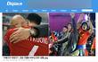 """Tạm không khui sao hẹn hò, Dispatch mải đưa tin về U23 Việt Nam và người dân Việt """"đi bão"""""""