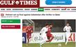 """Báo Qatar: """"Bùi Tiến Dũng là người hùng, HLV Park Hang Seo đa mưu túc kế"""""""