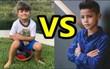 Sự khác nhau cơ bản giữa con đầu lòng Ronaldo với con trưởng nhà Messi và câu hỏi:
