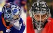 """Ngắm những chiếc mũ cực """"quái"""" của môn hockey"""