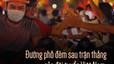 Đường phố đêm sau trận thắng của đội tuyển Việt Nam: Chỉ chạm tay thôi cũng thấy vui rồi!