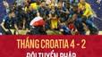 Gáy vang trên đất Nga, Đội tuyển Pháp đánh bại Croatia để lên ngôi vô địch World Cup 2018