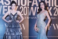 VIFW ngày cuối: Hoa hậu Đại Dương Ngân Anh khoe 3 vòng bốc lửa, Á hậu Tú Anh rạng rỡ trên thảm đỏ