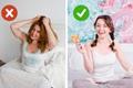 6 thói quen ''không liên quan'' khiến tóc lúc nào cũng bê bết dầu