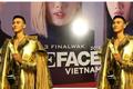 """The Face Vietnam 2018: Backdrop sai chính tả, quán quân cầm chai trà sữa trông thật """"kém sang"""""""