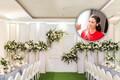 Hé lộ không gian tổ chức hôn lễ đơn giản, sang trọng của Á hậu Tú Anh và hôn phu thiếu gia