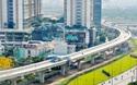 Tuyến metro Bến Thành - Suối Tiên thành hình, uốn lượn mềm mại giữa Sài Gòn