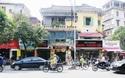 Nghệ sĩ Chiều Xuân và gần 20 hộ dân trong biệt thự phố Nguyễn Thái Học đang nín thở lo sợ cháy nổ, sập nhà