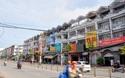 """Những khu phố """"đồng phục"""" thú vị ở Sài Gòn với dãy nhà giống hệt nhau"""