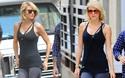 """Taylor Swift vô tình lộ """"vùng kín"""" trên phố vì mặc quần bó sát"""
